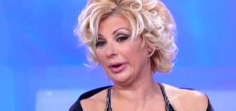 Uomini e Donne trono classico Tina Cipollari vs Mattia: l'attacco diretto