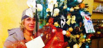 Tina Cipollari racconta il suo Natale in famiglia
