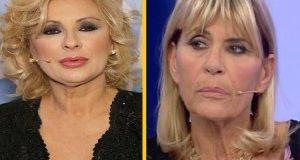 Uomini e Donne Gossip, Tina Cipollari non vuole chiarire con Gemma Galgani