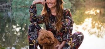 Ilenia Lazzarin presenta il suo grande amore, Perché il suo cagnolino