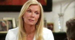 Anticipazioni Beautiful, puntata 12 gennaio le menzogne di Brooke