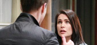 Beautiful, anticipazioni puntata 23 febbraio Wyatt ammonisce Quinn