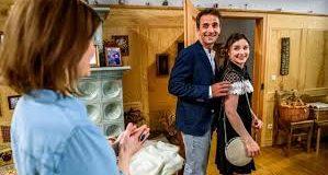 Tempesta d'Amore, anticipazioni puntata 18 febbraio Adrian chiede consiglio a Clara