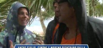 La prova ricompensa per vincere un'aragosta all'Isola dei Famosi 2017