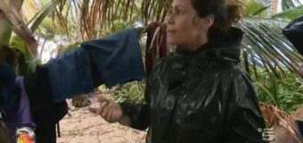 Samantha De Grenet vs Giulio Base: nuovo conflitto sull'Isola dei Famosi
