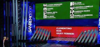 Sanremo 2017: i big a rischio eliminazione dopo la prima puntata