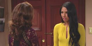 Beautiful, anticipazioni puntata 15 marzo Nicole contro Sasha