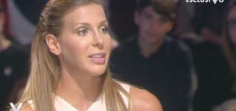 Giulia Calcaterra ospite a Verissimo parla del suo amore