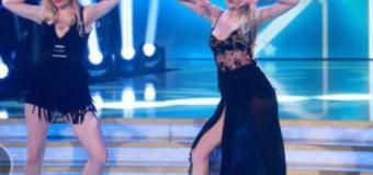 Incidente hot per Martina Stella nella semifinale di Ballando con le Stelle