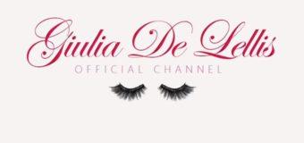 Uomini e Donne Gossip: Giulia De Lellis su YouTube, ecco cosa proporrà