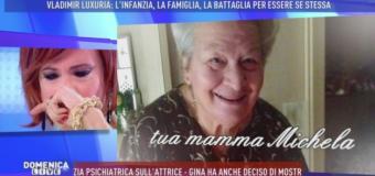 La toccante lettera di mamma Michela alla figlia Vladimir Luxuria