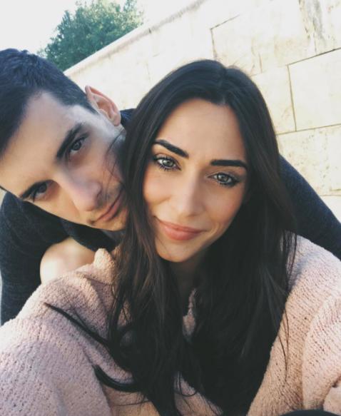 Sonia Lorenzini ed Emanuele Mauti: hanno deciso di sposarsi