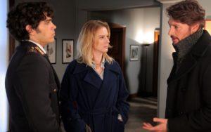 Nelle anticipazioni Solo per amore puntata 17 maggio vedremo Elena piuttosto inquieta specialmente dopo la morte di Gianmaria.