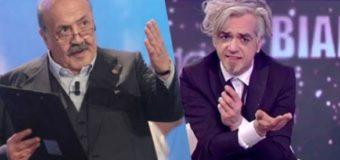 Maurizio Costanzo contro Morgan: è indifendibile!
