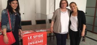 Silvia e Rossella di Un Posto al Sole unite contro la Sclerosi Multipla