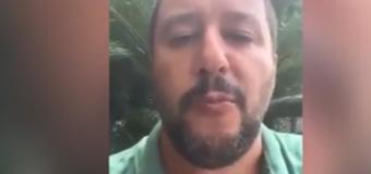 Matteo Salvini risponde con un video: io ed Elisa stiamo ancora insieme