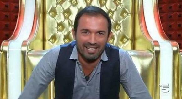 GF VIP 2 Gianluca Impastato
