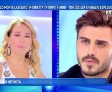 Francesco Monte ancora innamorato? Lettera d'amore a Domenica Live