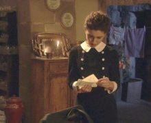 Il Segreto: Mauricio scrive lettere d'amore a Fe ma Nazaria… Video
