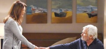 Anticipazioni Beautiful puntate dal 19 al 24 marzo: Sheila ed Eric si baciano