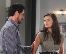 Anticipazioni Beautiful puntate dal 23 al 28 aprile: Bill sta per smascherare Katie