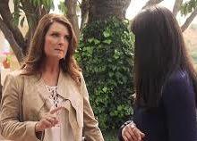 Anticipazioni Beautiful puntate dal 16 al 21 aprile: è guerra tra Sheila e Quinn