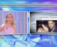 """Grande Fratello 15, Favoloso ammette in diretta TV: """"Amo Nina più della mia stessa vita"""""""
