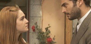 Il Segreto anticipazioni puntata del 24 maggio: Julieta e Saul si lasciano