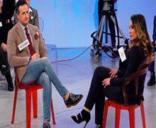 Uomini e donne over: Chiara Carcone attacca ancora una volta Sossio Aruta