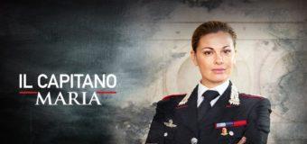 Vanessa Incontrada madre coraggio ne Il capitano Maria, stasera su Rai 1