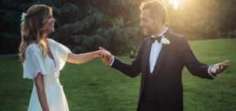 Filippa Lagerback: prima notte in bianco e speciale nozze in uscita in edicola