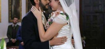Anticipazioni Una Vita puntate dal 8 al 14 aprile 2019: Maria Luisa e Victor si sposano
