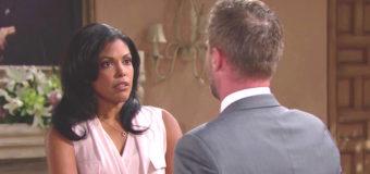 Anticipazioni Beautiful trama puntate dal 11 al 17 novembre: Maya e Rick decidono di divorziare