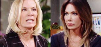 Anticipazioni Beautiful puntate dal 16 al 22 marzo 2020: Brooke vs Taylor