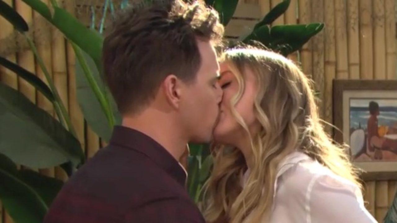 Anticipazioni Beautiful puntate dal 18 al 24 maggio 2020 |  il fidanzamento di Flo e Wyatt